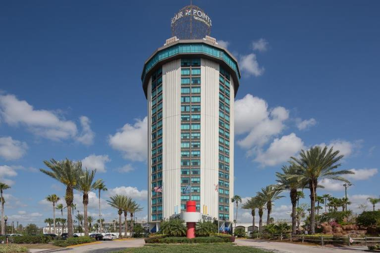 Four Points by Sheraton Orlando International Drive Hotel